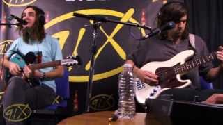"""Tame Impala - """"Feels Like We Only Go Backwards"""" - 91X X-Sessions"""