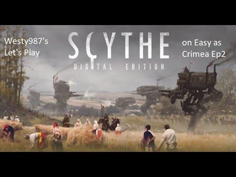 Let's Play Scythe on Easy as Crimea ep2 |