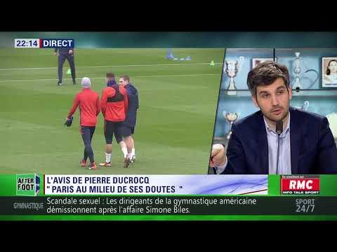 After Foot du lundi 22/01 – Partie 1/6 - L'avis tranché de Pierre Ducrocq sur le PSG