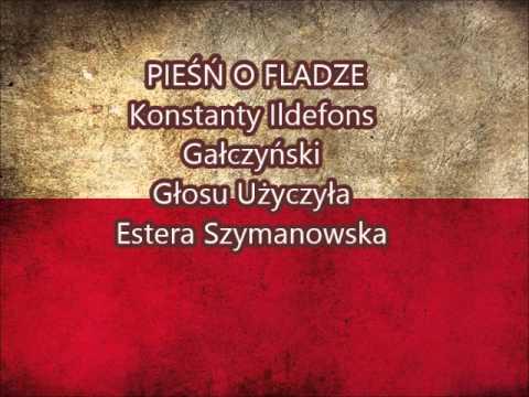 Pieśń O Fladze Konstanty Ildefons Gałczyński