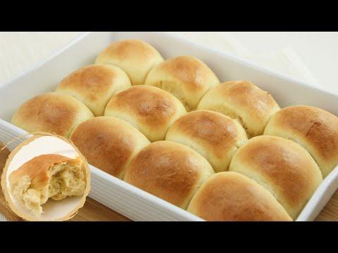 Dinner Rolls (luftig-lockere Brot-Beilage)