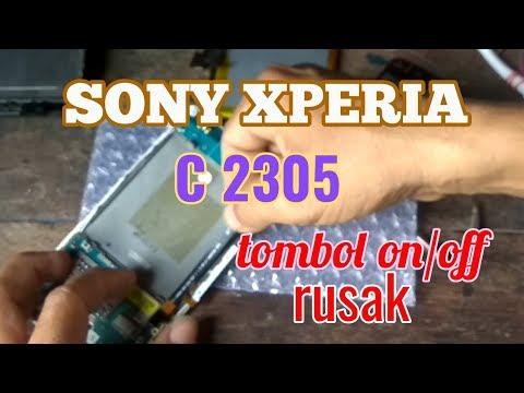 Solusi Sony Xperia C 2305 bootlop membandel.
