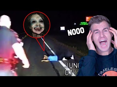 SCARIEST Things Caught On DASHCAM... (100% Real Footage)