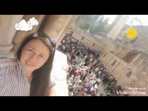 Израиль #8 экскурсия по Иерусалиму, храм гроба Господня.