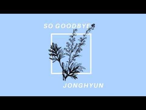 "Jonghyun ""So Goodbye"" - Music Box Edition"