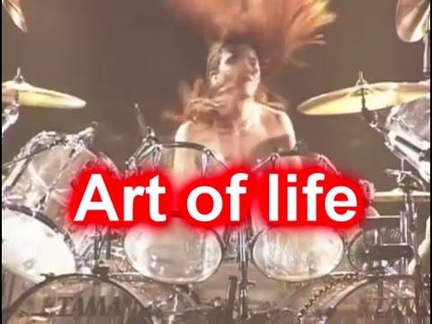 X JAPAN - ART OF LIFE (Cover)