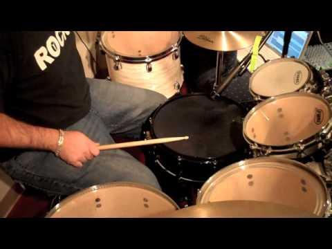 Travis Barker Jungle Groove: Drum Lick Lesson