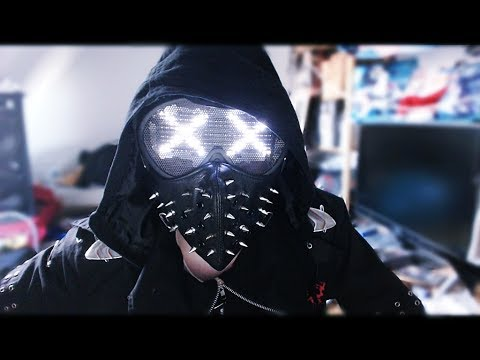WRENCH MASK 2.0 FULL TUTORIAL! How to build a PROFESSIONAL Wrench Mask ( improved mask )