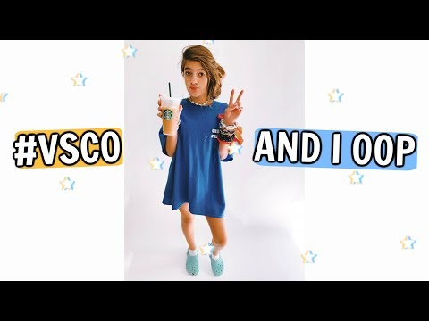 how to become a vsco girl