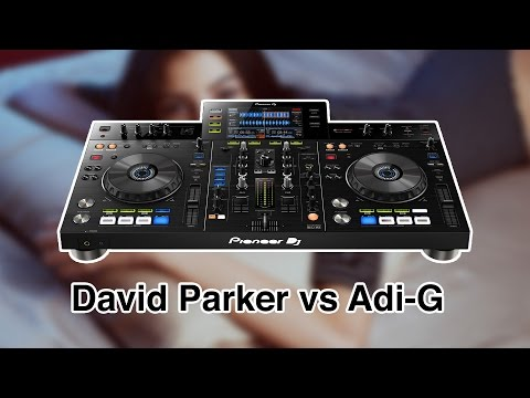 Pioneer XDJ - RX Live Mix Electro Dance Mix |The Shitest Mix On YouTube| David Parker Vs. Adi-G