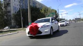 Свадебный кортеж Форд Мондео г. Астрахань