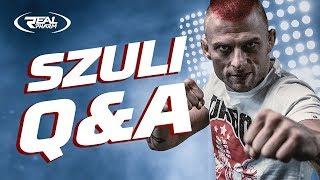 """Grzegorz """"Szuli"""" Szulakowski  Q&A"""