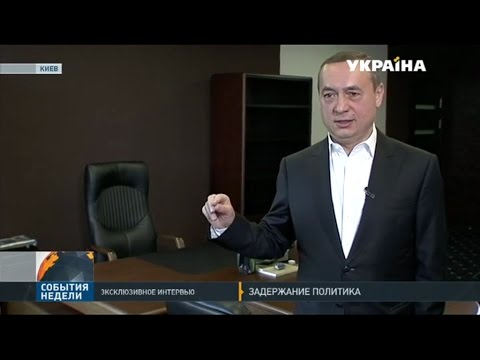 Детективы НАБУ задержали бывшего депутата Николая Мартыненко