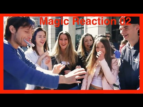 Street Magic Reaction 03