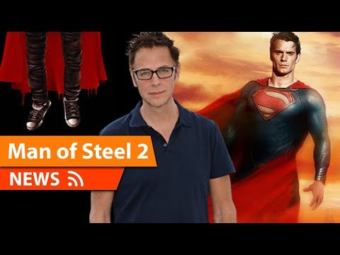 James Gunn WAS Offered Man of Steel 2 at WB