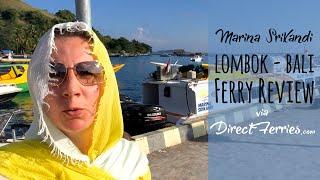 Bali Ferry Lombok to Serangan Buy Ticket with DirrectFerries.com | Marina Srikandi
