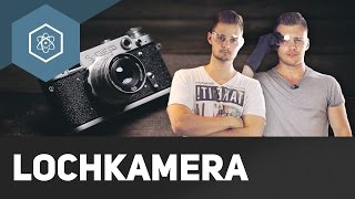 Die Lochkamera – Camera Obscura