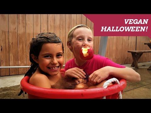 A Very Scary VEGAN Halloween