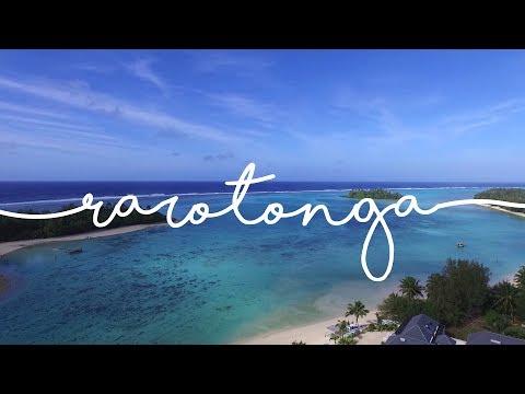 Rarotonga, Cook Islands | Drone Footage | DJI Phantom 3 Pro - 2017
