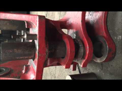 Takeuchi Tb016 Replacing Pins Amp Bushing Doovi