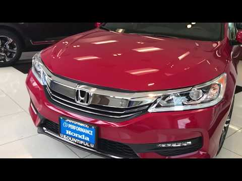 2017 Honda Accord Sport SE Review