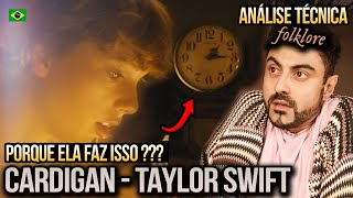 Baixar REACT de Taylor Swift - cardigan (Official Music Video)