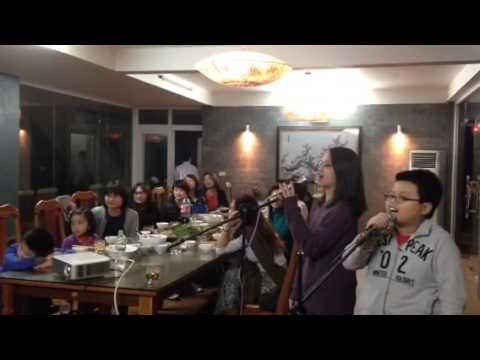 Em của ngày hôm qua (karaoke perfomance of Thai Duong Nguye