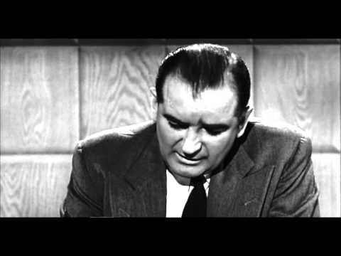 Good Night and Good Luck - McCarthy Response