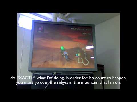 Mario kart wii glitches and secret passages no hacks - Passage secret mario bros wii ...