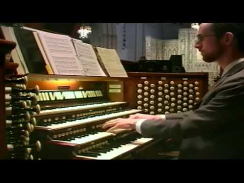 April 16, 2017: Easter Day Organ Recital