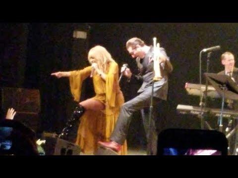 Lady Gaga Live @ House of Blues Boston (Surprise Jazz Set)