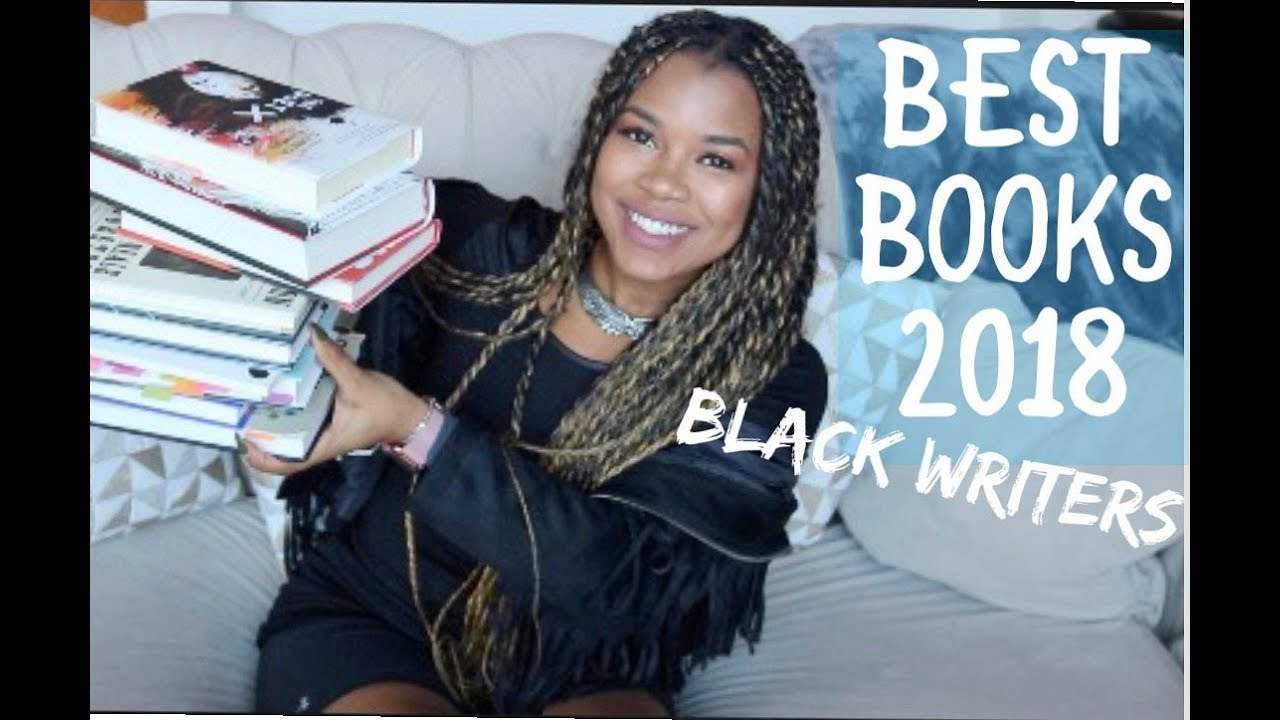 TOP 20 FAVORITE BOOKS BY BLACK AUTHORS IN 2018