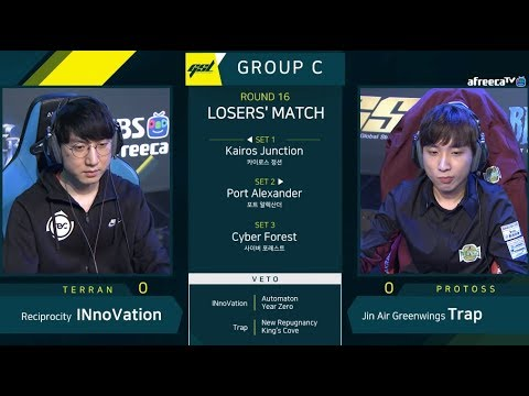 [2019 GSL S1] Ro.16 Group C Match4 (Losers'Match)