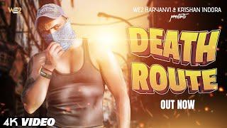Death Route | Chander Bishnoi | Anil Ladwal | Haryanvi Songs Haryanavi 2021 | WE2 HARYANVI