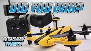 VUSION Extreme Fpv Race Pack - DID YOU WIN?