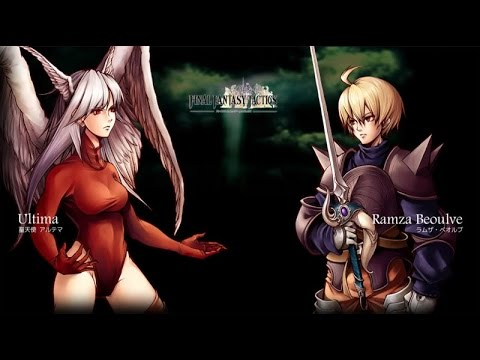 Final Fantasy Tactics [Part 50] - Final Battle, Graveyard of Airships (Finale)