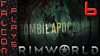 Modded RimWorld Alpha 7   Zombie Apocalypse - Revenge of the Dead - Let