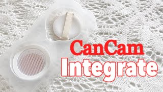 CanCam【雑誌付録】インテグレート水ジェリークラッシュ素直レビュー thumbnail
