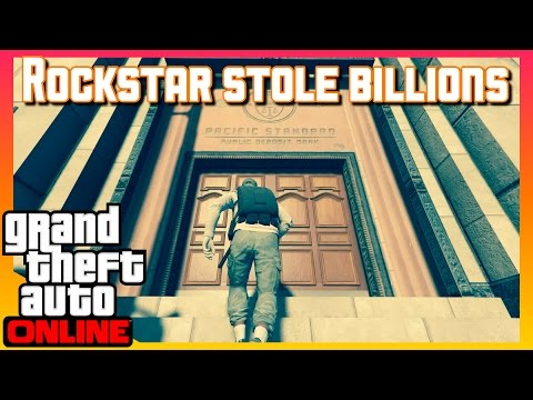 Rockstar Trolled The Community  Ban Wave?  GTA V online Gameplay PS4