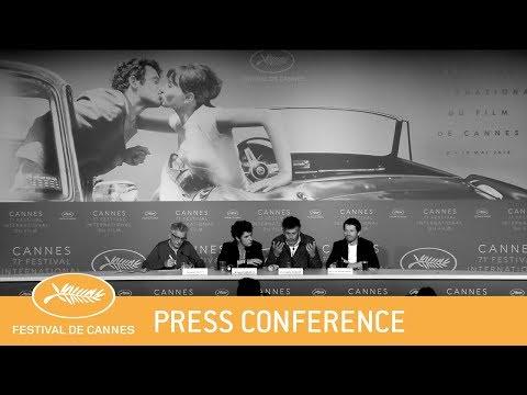 PLAIRE AIMER ET COURIR VITE  Cannes 2018  Press Conference  EV