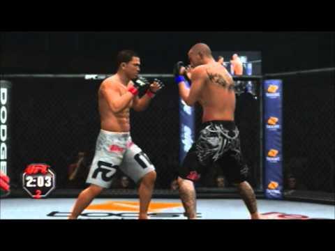 Anthony Pettis vs. Donald Cerrone UFC on FOX: Johnson vs. Dodson video simulaçao