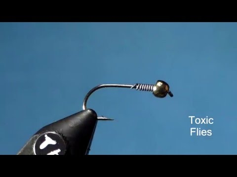 Fly Tying The Trout Pellet