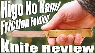 The Higo No Kami is about as budget of a hand made knife you can bu...