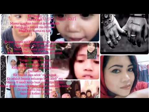 Kumpulan Video TKW BOHAAY ARAB SAUDI// Di Th 2017 & Foto My Family 👩👧👧👩👦👦❤️😍😘