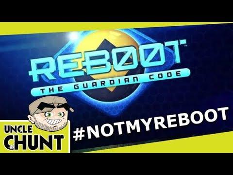 REBOOT: The Guardian Code Trailer - Chunt...