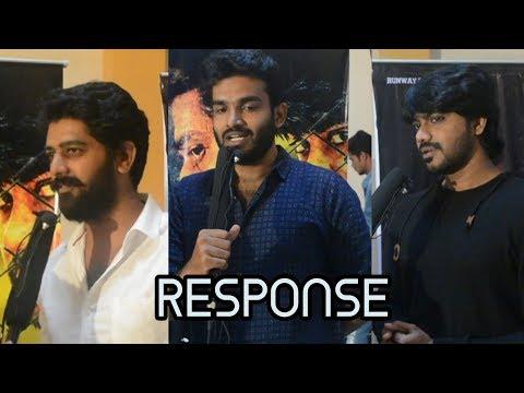 Arjuna Phalguna | Telugu Independent Film 2017 | Premiere Show Public Response | Klaprolling