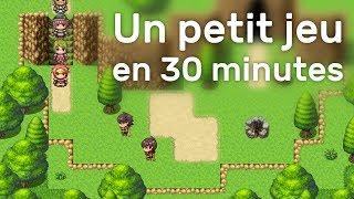 Les bases de RPG Maker en 30 minutes (Tutoriel)