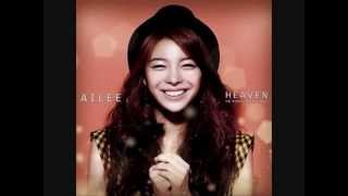 Ailee- heaven [AUDIO] HQ + mp3 download
