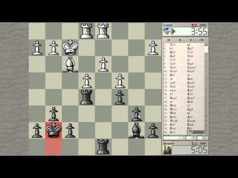 Blitz chess with live commentary #450: Bird's opening