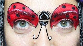 Yüz Boyaması Uğur Böceği Tvactioninfo